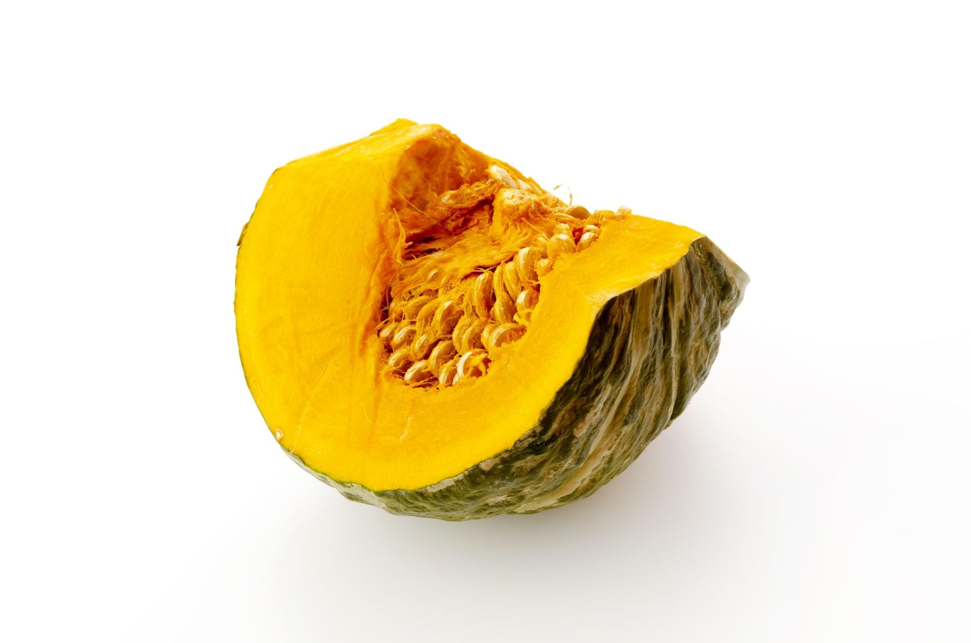 かぼちゃ【コリンキー】生で食べることができます!